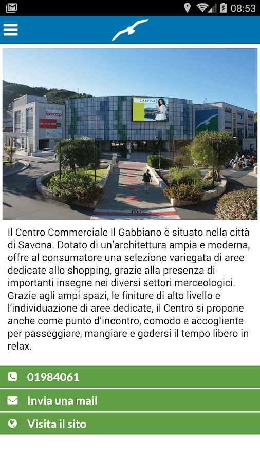 Il Gabbiano Centro Commerciale- screenshot