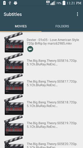 Subtitles 3.1 screenshots 1