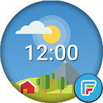 Scape watch face by Sparetime Icon