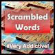 Scramble word jumble- addictive word games free apk