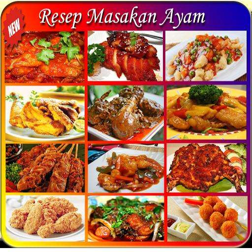 108 Resep Ayam