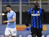 Lukaku et l'Inter émergent dans les dernières secondes, la Roma craque