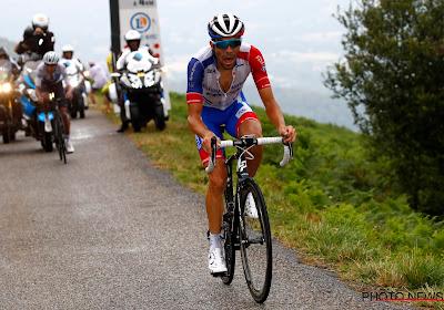 """Thibaut Pinot teleurgesteld:""""Ik had de benen niet om de Dauphiné te winnen"""""""