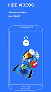 AppLock With FingerPrint And Passcode - náhled