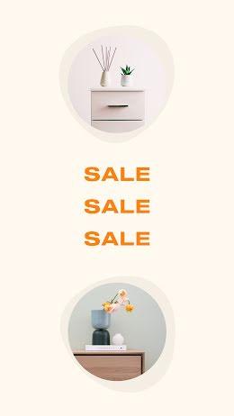 Triple Sale - Facebook Story item