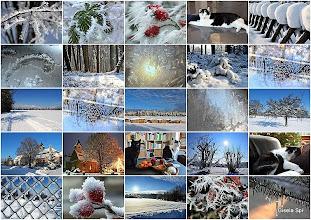 Photo: So schön kann der Winter sein! :-)