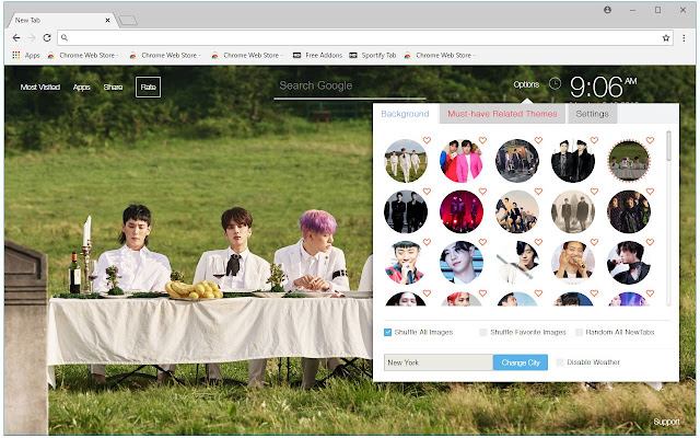 Kpop BAP HD Wallpapers New Tab Themes
