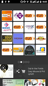 NederlandFM: Online Radio FM screenshot 2