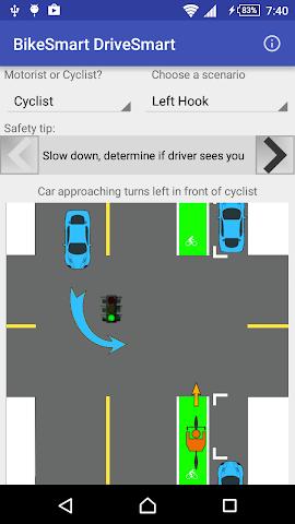 android BikeSmart-DriveSmart Screenshot 0