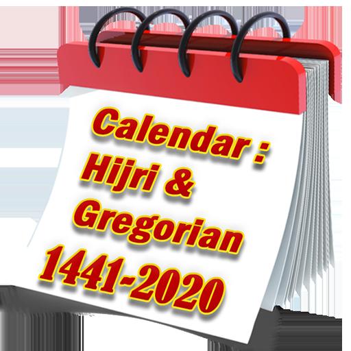 Hijri And Gregorian Calendar 1441- 2020 – Alkalmazások a