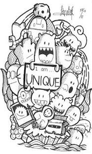 Ide Doodle Art - náhled