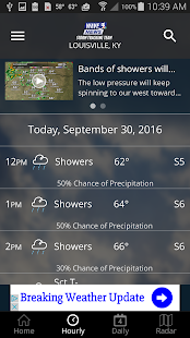 WAVE 3 Louisville Weather- screenshot thumbnail