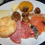 breakfast in Zurich, Switzerland in Zurich, Zurich, Switzerland