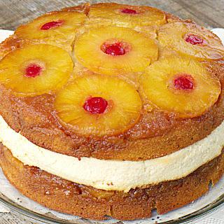 Copycat Cheesecake Factory Pineapple Upside-Down Cheesecake.