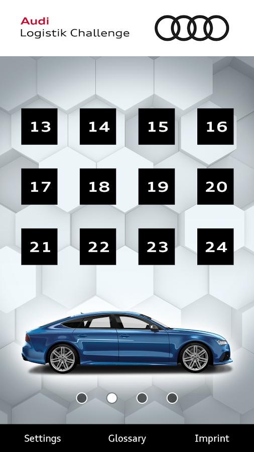 Audi Logistik Challenge