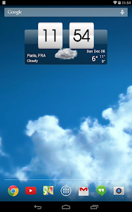 Sense Flip Clock & Weather Pro screenshot 13