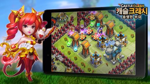 Castle Clash: uc6a9ub9f9ud55c ubd80ub300  screenshots 1