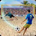 Shoot Goal - Beach Soccer Game icon