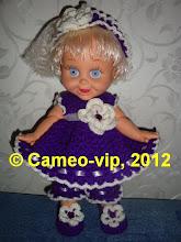 Photo: №F5. 250грн. Комплект из 4-х единиц Baby Face Galoob: платье+повязка+панталончики+ туфельки. Можно заказывать по отдельности!