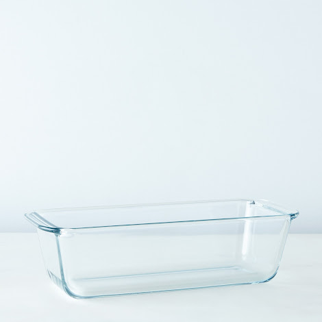 Borosilicate Glass Loaf Pan