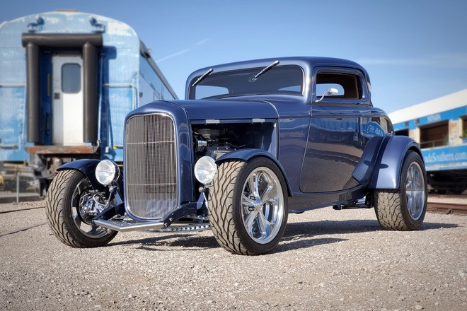 1932 Ford Highboy Roadster Hire NV