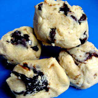 Chocolate-Filled Cookie Dough