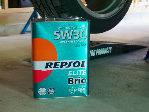 REPSOL ELITE Brio 5W30