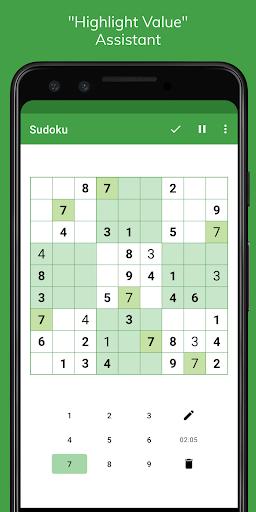 Sudoku - Free & Offline 2.2.2 screenshots 5
