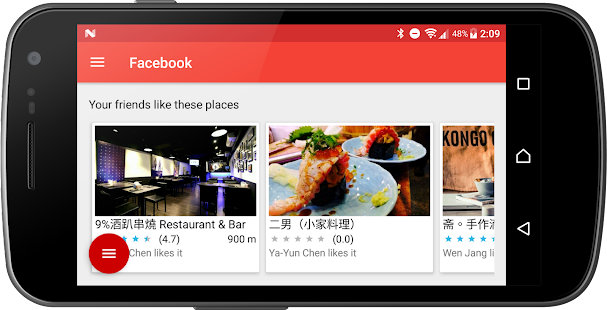 Where To Eat - Foods Nearby- screenshot thumbnail
