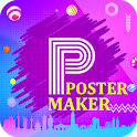 Poster Maker,Poster Graphic,Poster Design app free icon