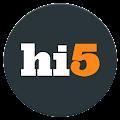 hi5 - meet, chat & flirt download