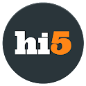 hi5 - meet, flirt, chat app icon