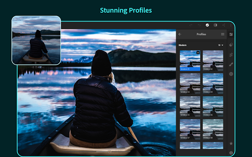 Adobe Lightroom - Photo Editor & Pro Camera  screenshots 12