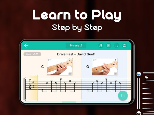 Real Guitar - Free Chords, Tabs & Music Tiles Game 1.5.3 screenshots 16