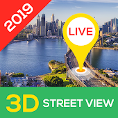 Live Street View 360 - GPS Maps Navigation & Route