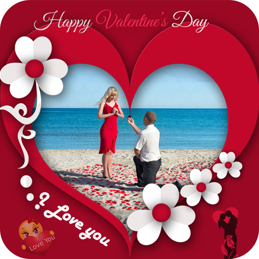 Valentines Day Photo Frames Apps On Google Play
