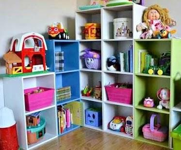 Craft Storage Design - náhled