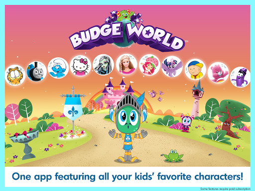 Budge World - Kids Games & Fun 4.2.2 screenshots 1
