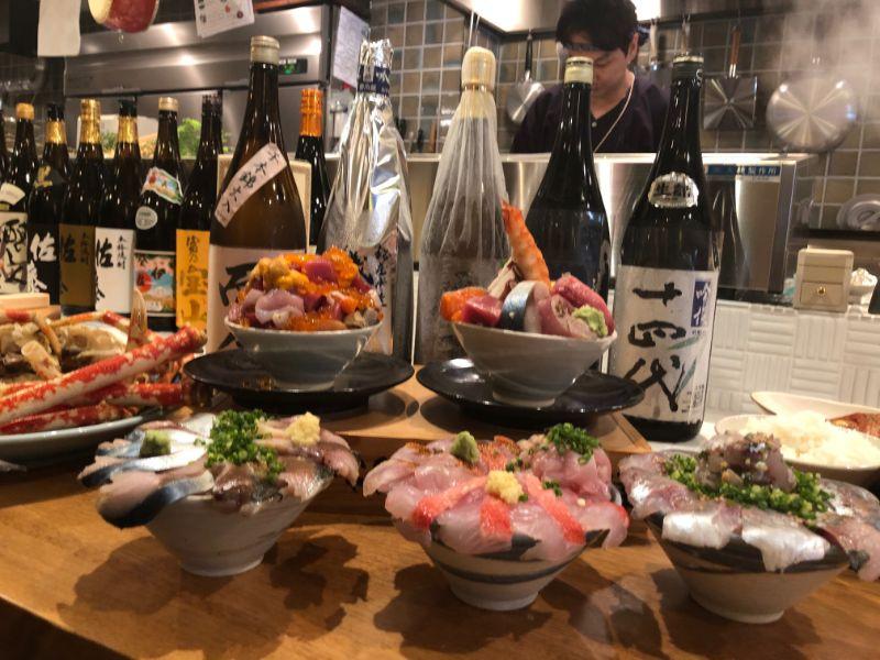 【ご当地グルメ】静岡熱海の地魚や高足ガニをたっぷり堪能「おさかな食堂」の丼が食べごたえガッツリ