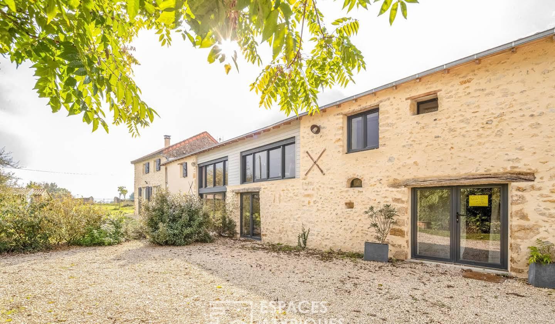 Maison avec terrasse Thouars
