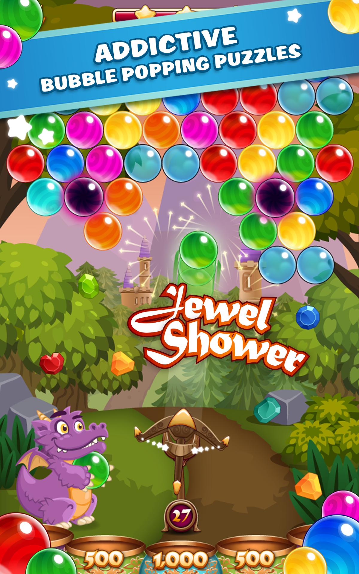 Bubble Blaze screenshot #12
