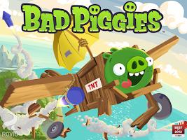 Screenshot of Bad Piggies