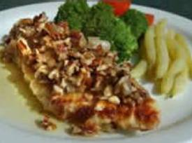 Pecan Butter Catfish Recipe