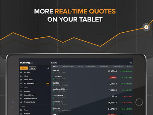 Investing.com: Stocks, Finance, Markets & News 6.3.2 Screenshots 10
