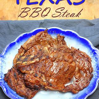 Texas Steak Recipes.
