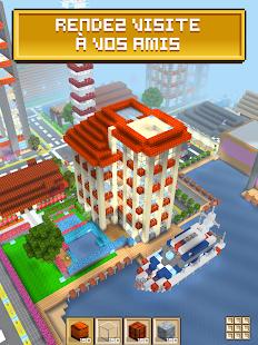 block craft 3d jeux gratuit de construction vignette de la capture dcran - Jeux De Construction De Maison Gratuit 3d