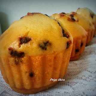 Chocolate Chip Muffins No Eggs Recipes.