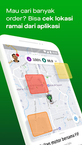 Gojek Driver 4.4.3 screenshots 2