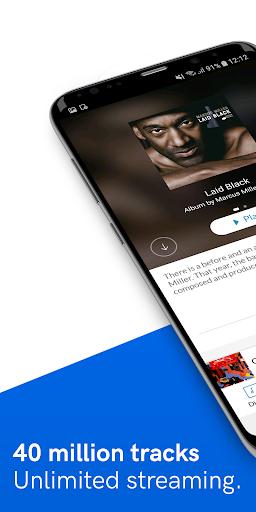 Qobuz - HD Music 5.1.9 screenshots 1