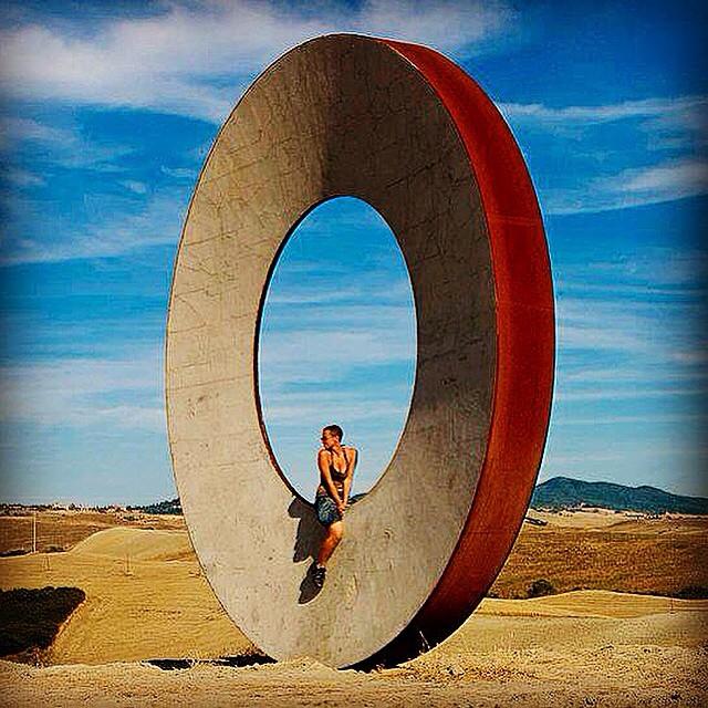 #2015wp03 #igersitalia #igersvolterra #igerstoscana #anelli #volterra #cerchi #igerspisa di wwpenny